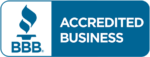 Better Business Bureau Logo Blue
